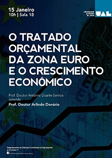 Orçamental Treaty of the Euro Zone and the Economic Growth