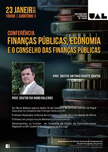 PUBLIC FINANCE AND ECONOMY